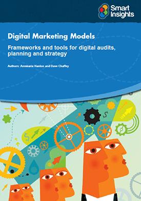 digital marketing models