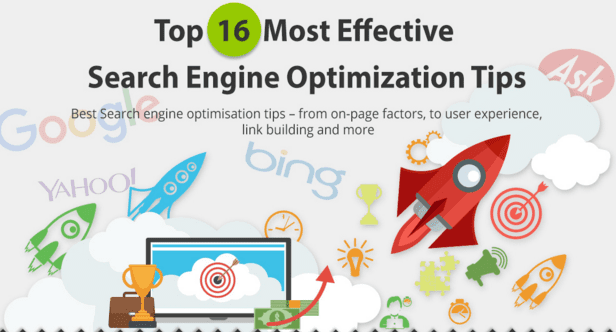 Top 16 Most Effective Search Engine Optimization Tips – 2016 [Infographic] - Smart Insights Digital Marketing Advice