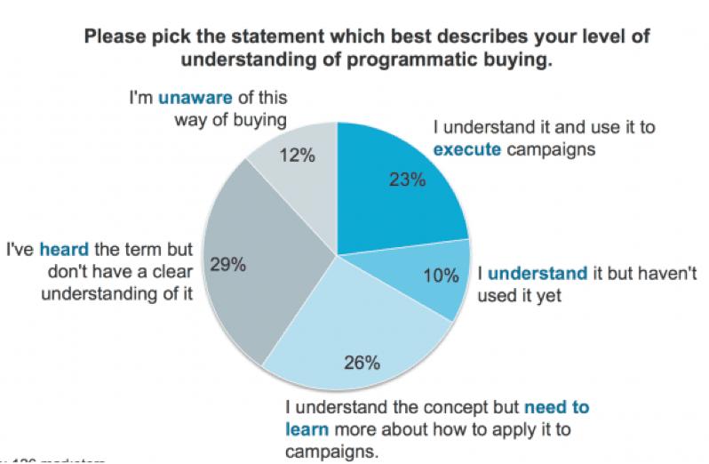 programmatic buying understanding study