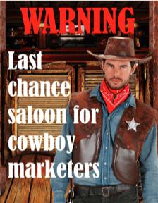 cowboy marketers