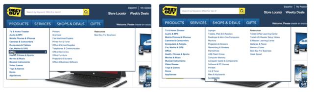 realistic ecommerce