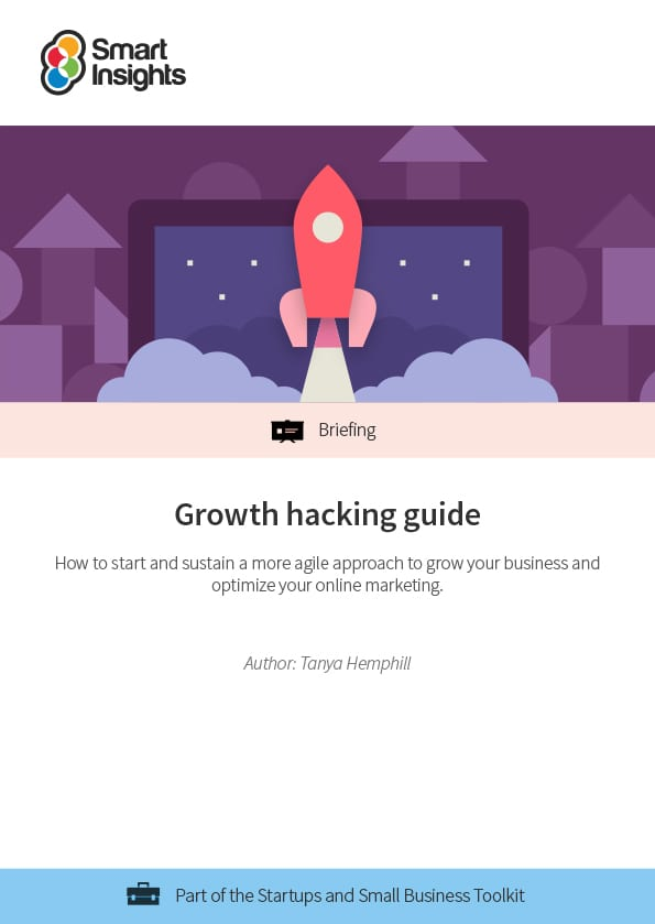 Growth hacking guide | Smart Insights