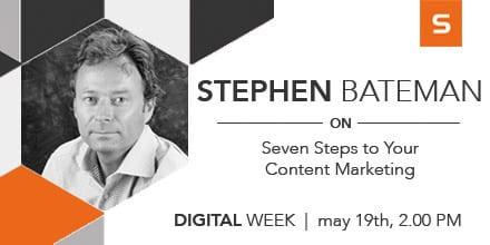 Stephen Bateman Content Marketing Strategy Expert