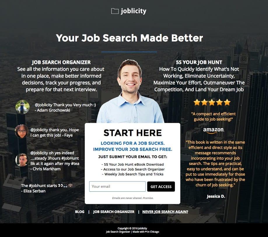 Joblicity