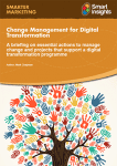 business change management digital transformation
