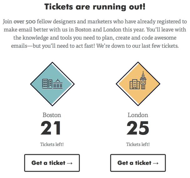 Litmus tickets left