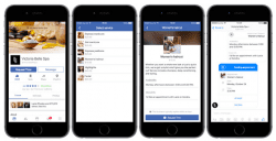 Facebook upgrades mobile pages, adding more call to action options [@SmartInsights Alert]