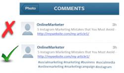 5 Disastrous Instagram Marketing Mistakes to avoid