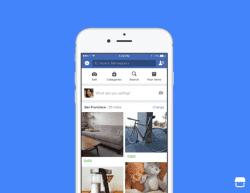 Facebook's new Marketplace set to challenge established eMarketplaces [@SmartInsights Alert]