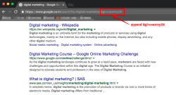 How to reverse engineer SEO ranking from competitors