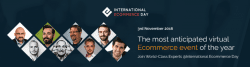 Are you attending International Ecommerce Day 2016?