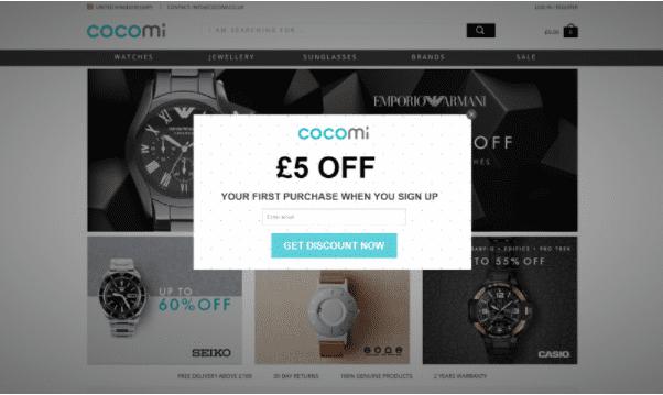 cocomi-popup