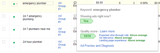 google ads- maximum optimization