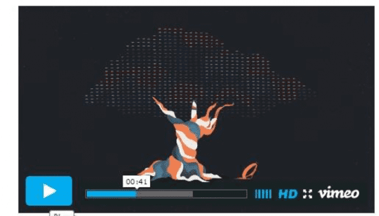 animated advertising example