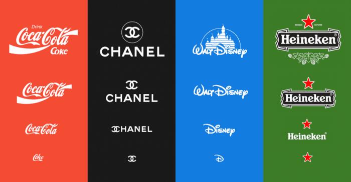 Responsive Logos