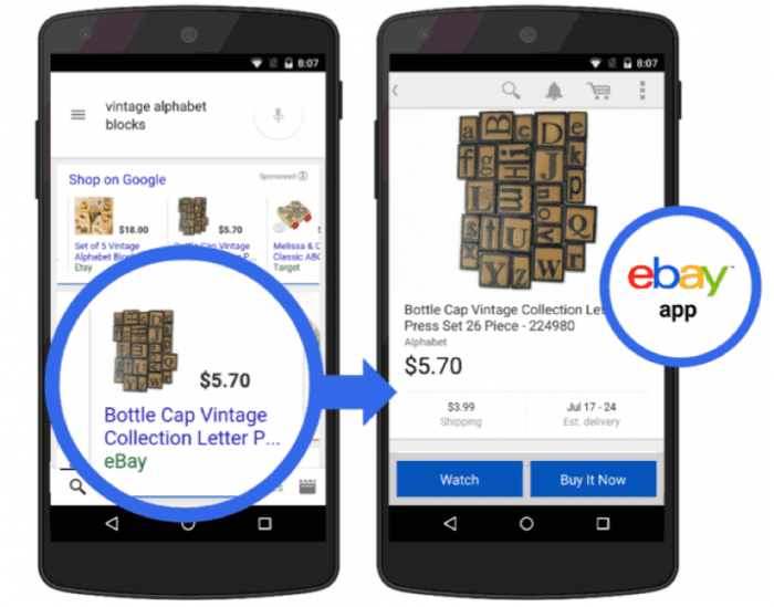 Expandable Paid Search Ads