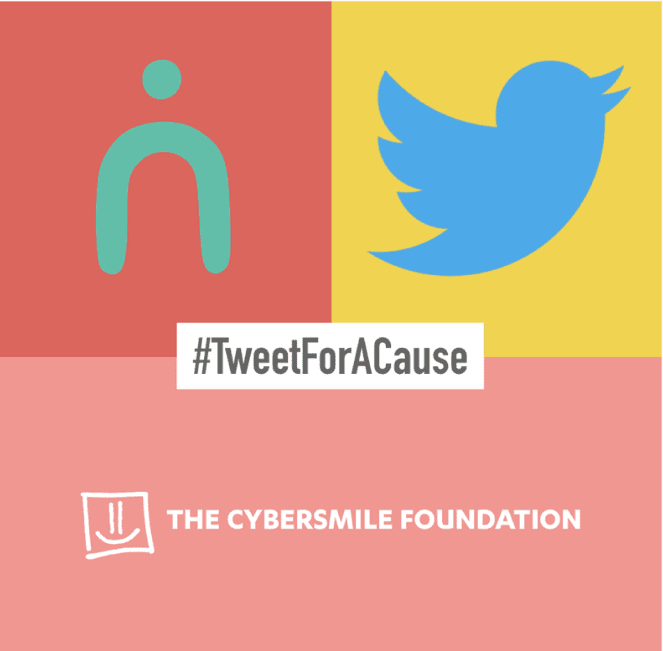 Tweet for a cause