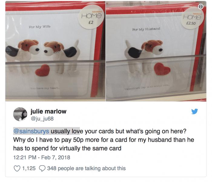 sainsbury's valentines