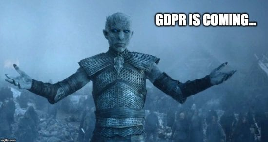 GDPR Is coming