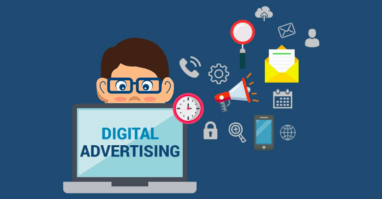 digital advertising trends graphic