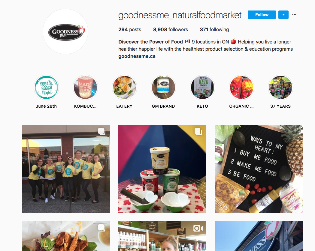 ecommerce strategy instagram