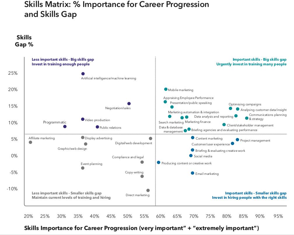 Marketing Skills Gap
