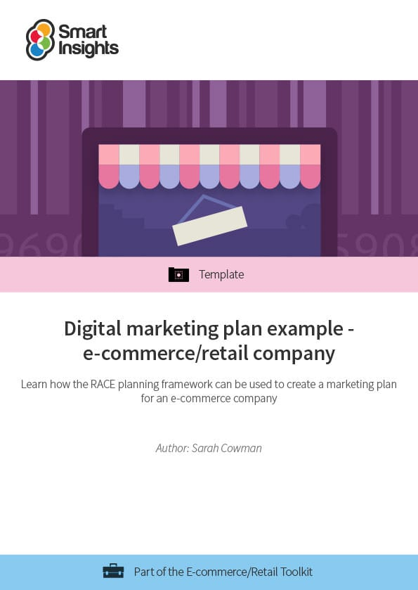 online shopping business plan ppt
