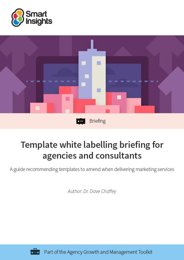 Template white labelling briefing for agencies and consultants featured image