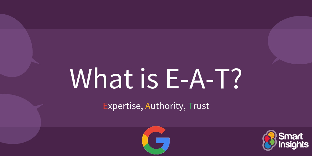 EAT signals - Google