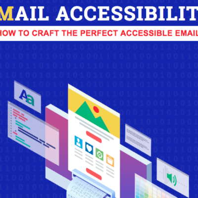 email accessibility