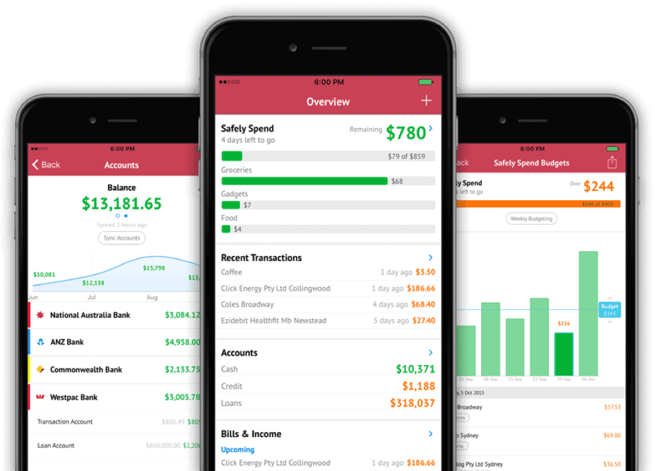 Financial management app