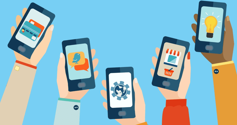 How to use mobile apps to grow your startup