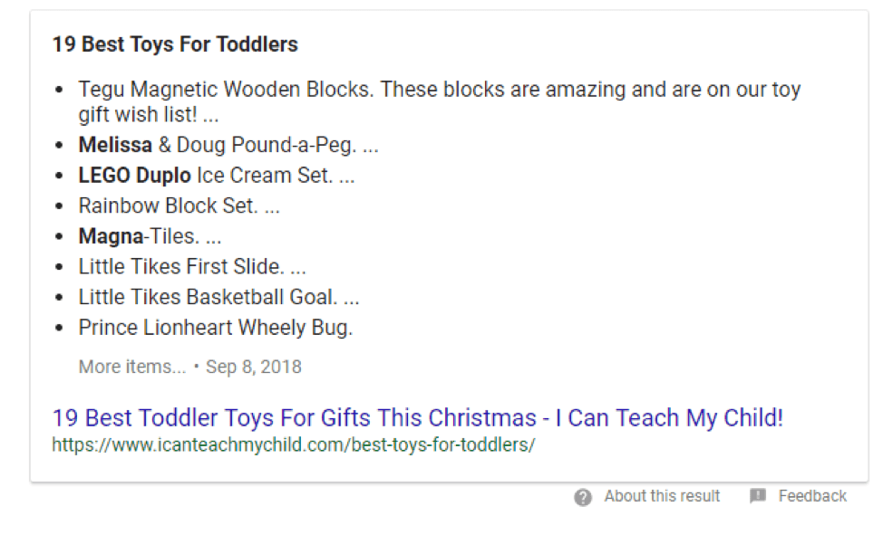 Search results - best toys for toddlers
