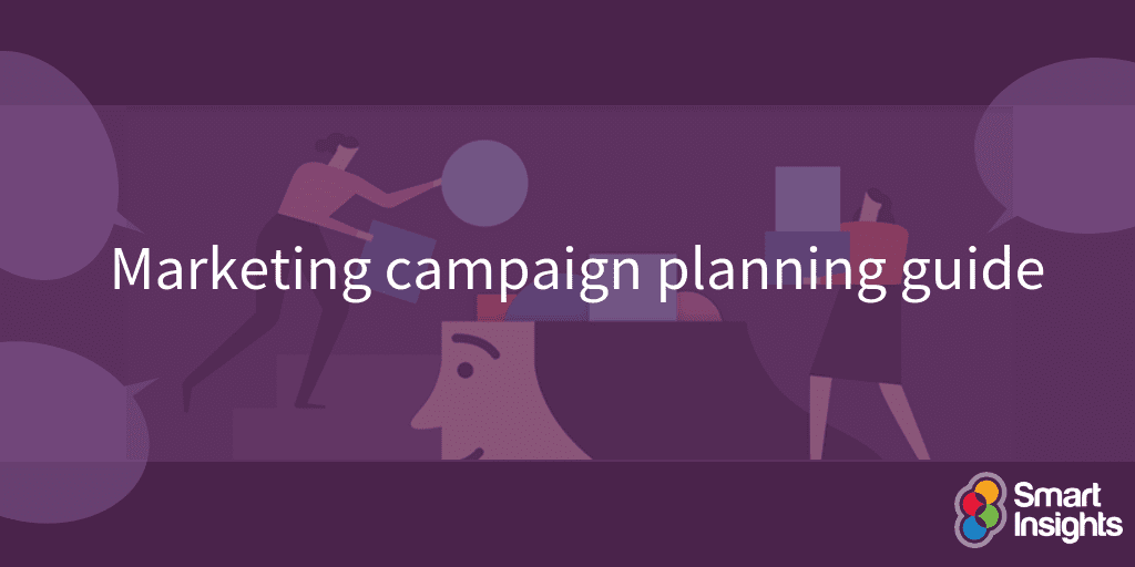 Marketing campaign planning guide