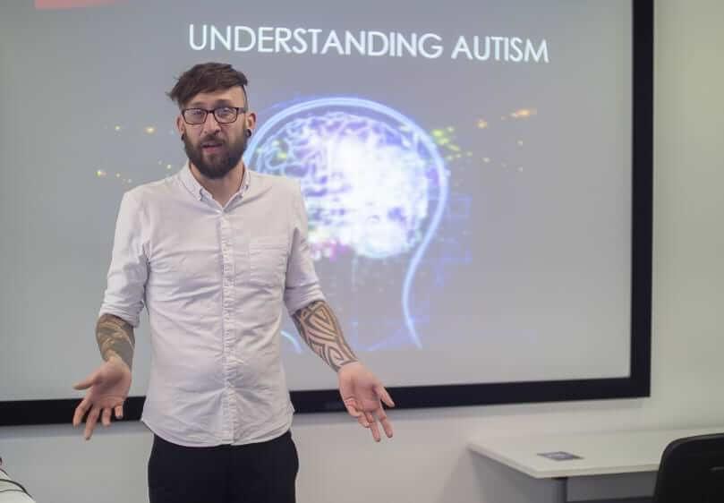 Matt T - Understanding neurodiversity