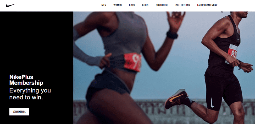 Nike Membership Plus