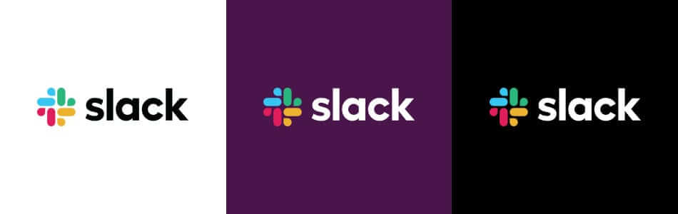 New Slack logos