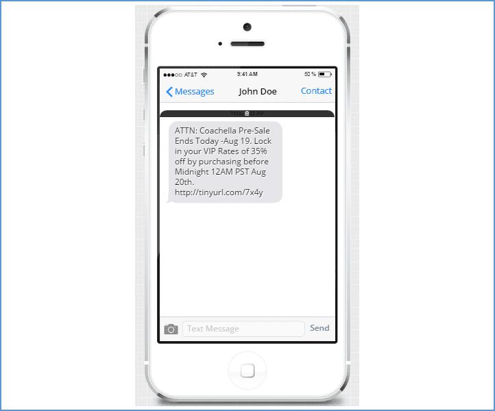 offer sms