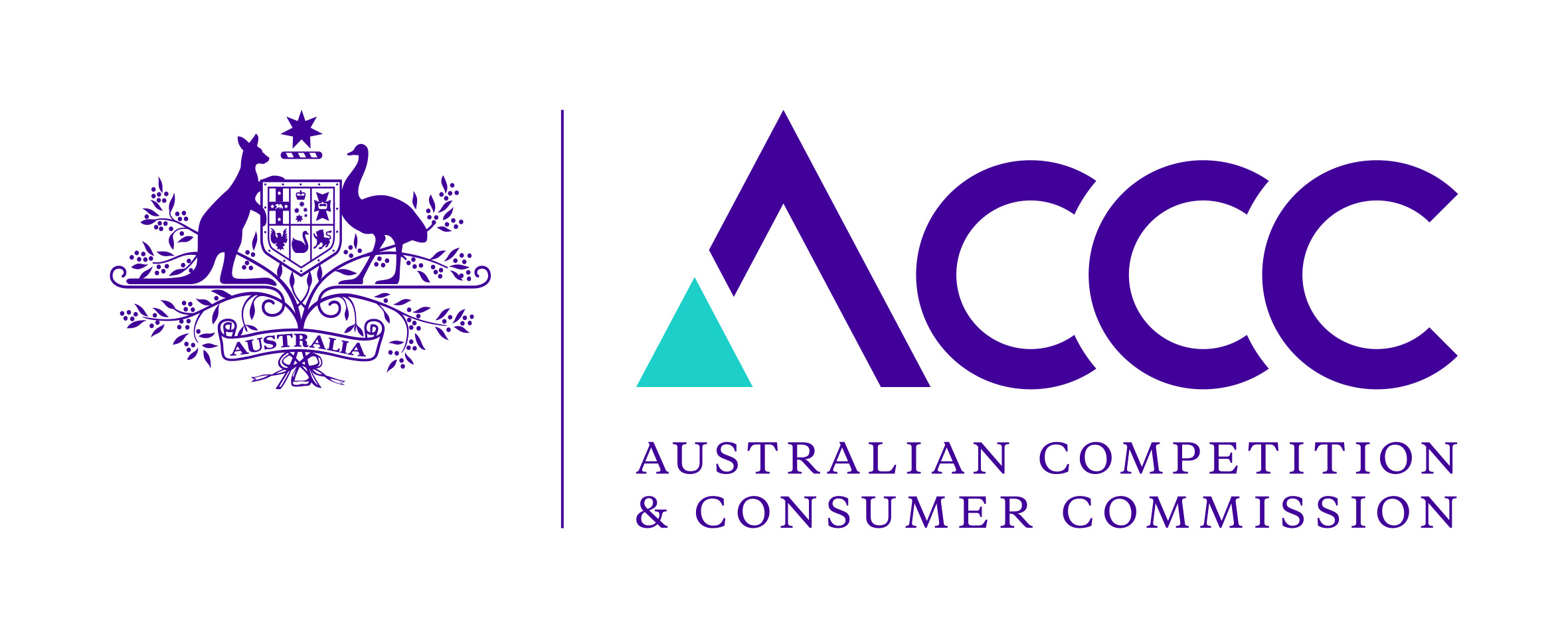 Australian Competition and Consumer Commission logo