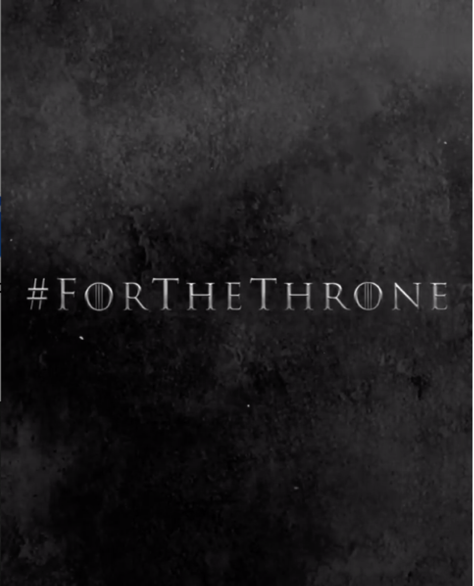 Oreo and Game of Thrones Instagram post 2