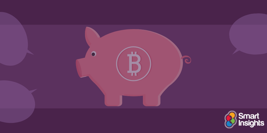 Bitcoin piggy bank