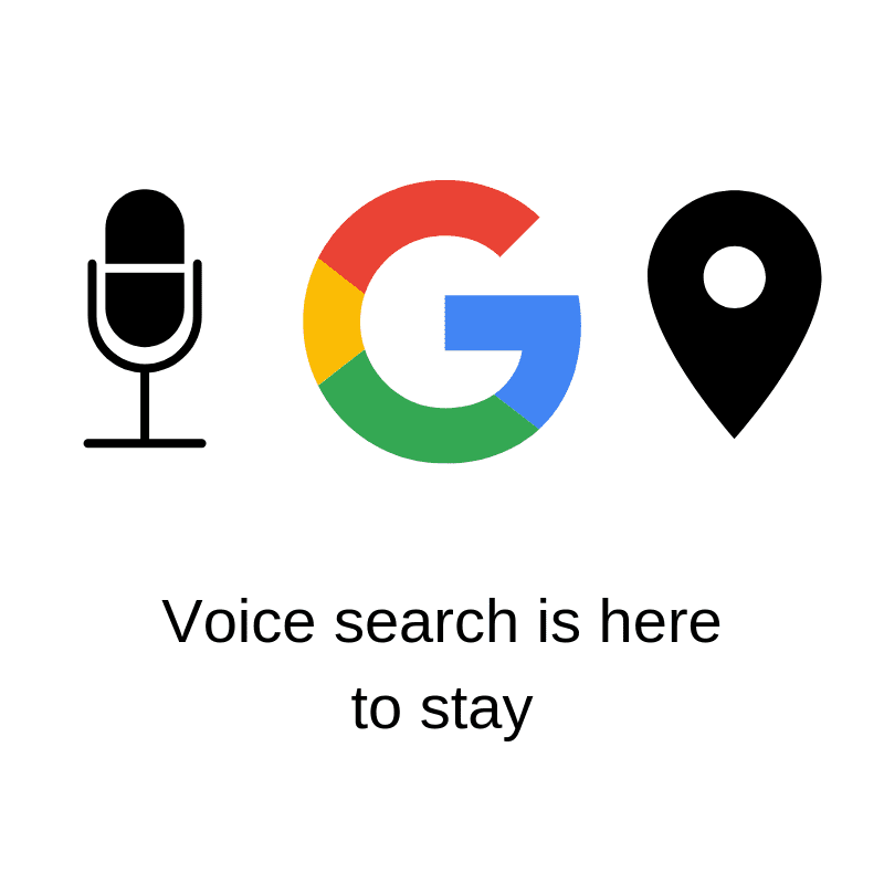 Smart Insights voice search image