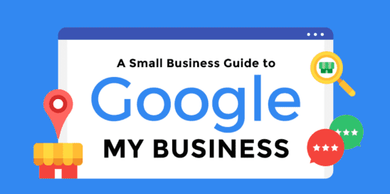 Setting up a Google My Business profile is essential for small businesses