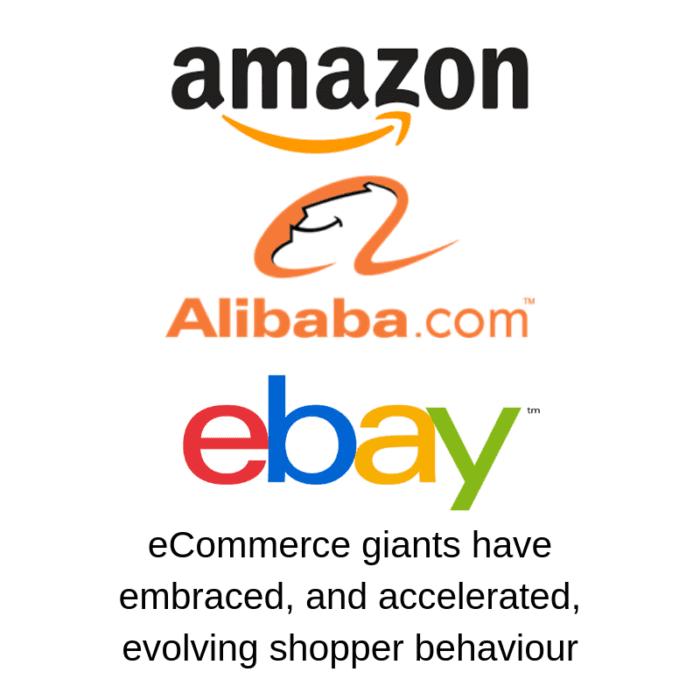 E-commerce giants