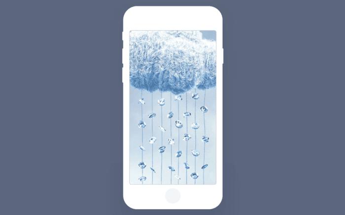 Camper Weather app