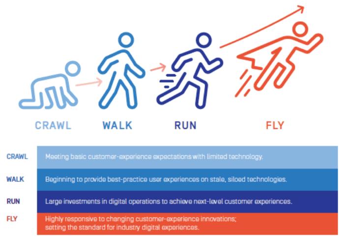 Digital agility evolution