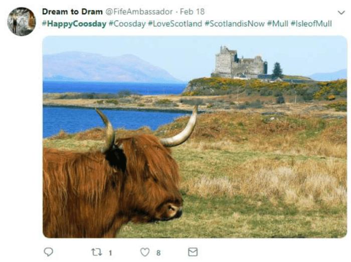 VisitScotland campaign