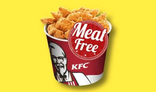 KFC meat-free options