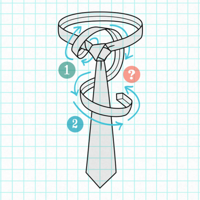 Ties.com tying a tie image