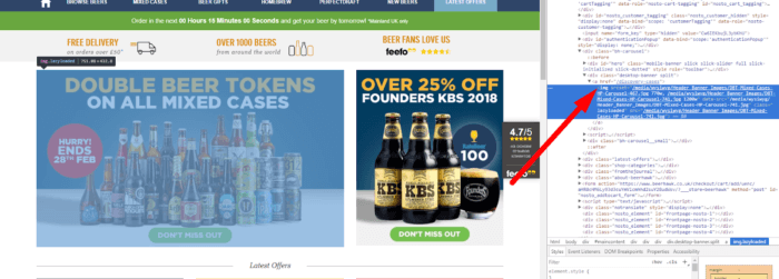 101 - Beer Hawk SEO mistakes 2
